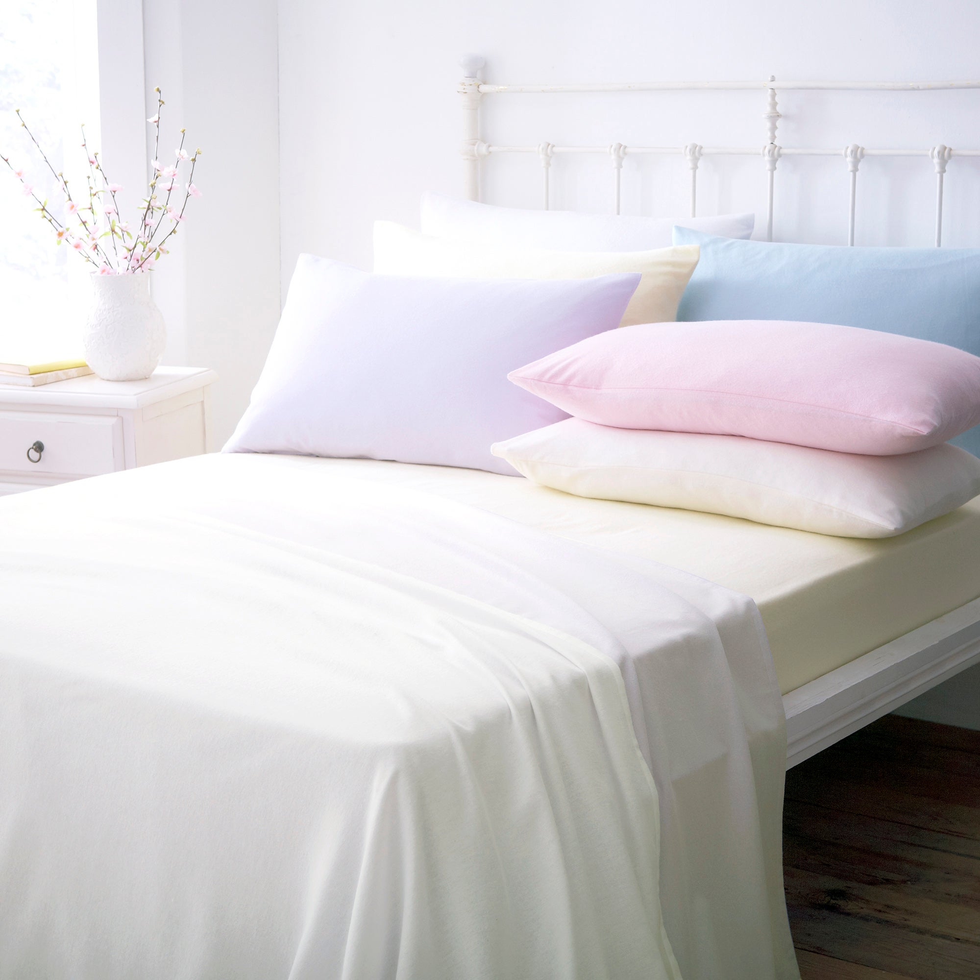 Brushed Cotton Sheet Sets