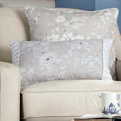 Blue Chateau Collection Boudoir Cushion