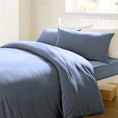 Cotton Jersey Collection Fitted Sheet