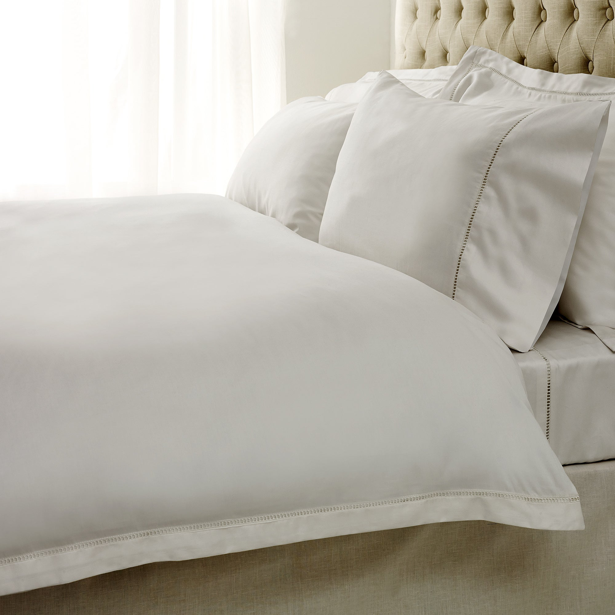 White Hotel Amersham Collection Duvet Cover
