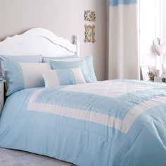 Duck Egg Felicity Collection Bedspread