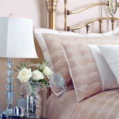 Gold Gatsby Collection Pillow Sham