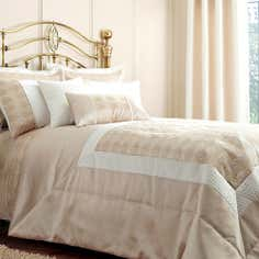 Gold Gatsby Collection Bedspread