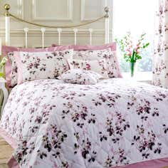 Pink Layla Collection Bedspread