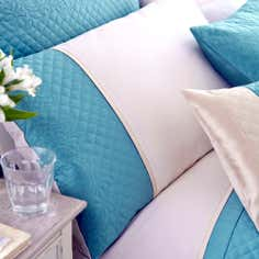 Emerald Rimini Collection Housewife Pillowcase