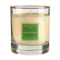 Wax Lyrical Lemon Verbena Glass Candle