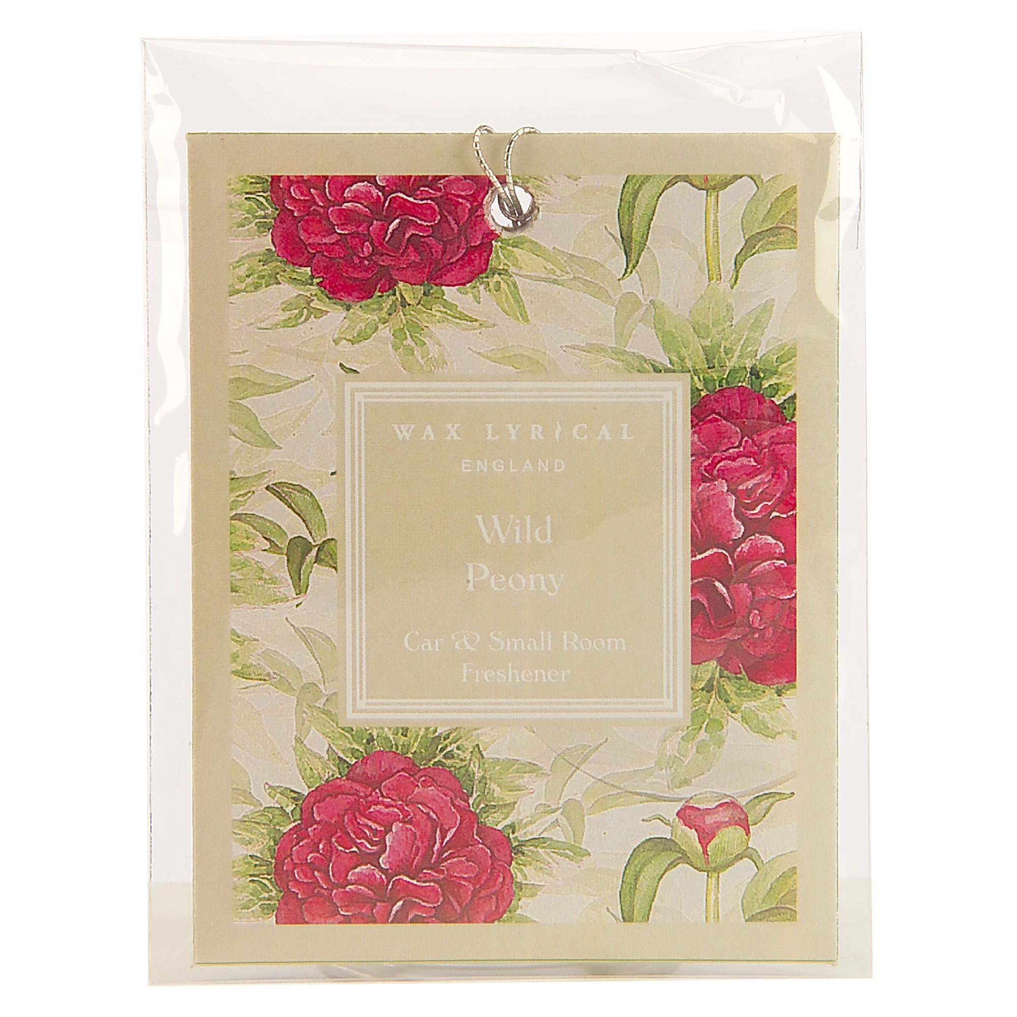 Wax Lyrical Peony Scented Sachet