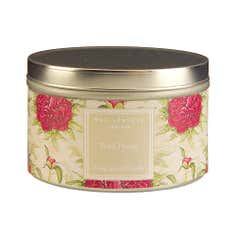 Wax Lyrical Wild Peony Candle Tin