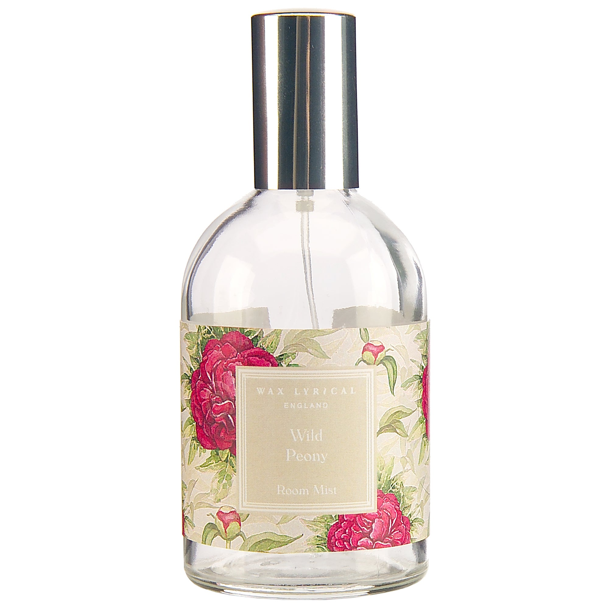 Wax Lyrical Wild Peony 100ml Room Mist