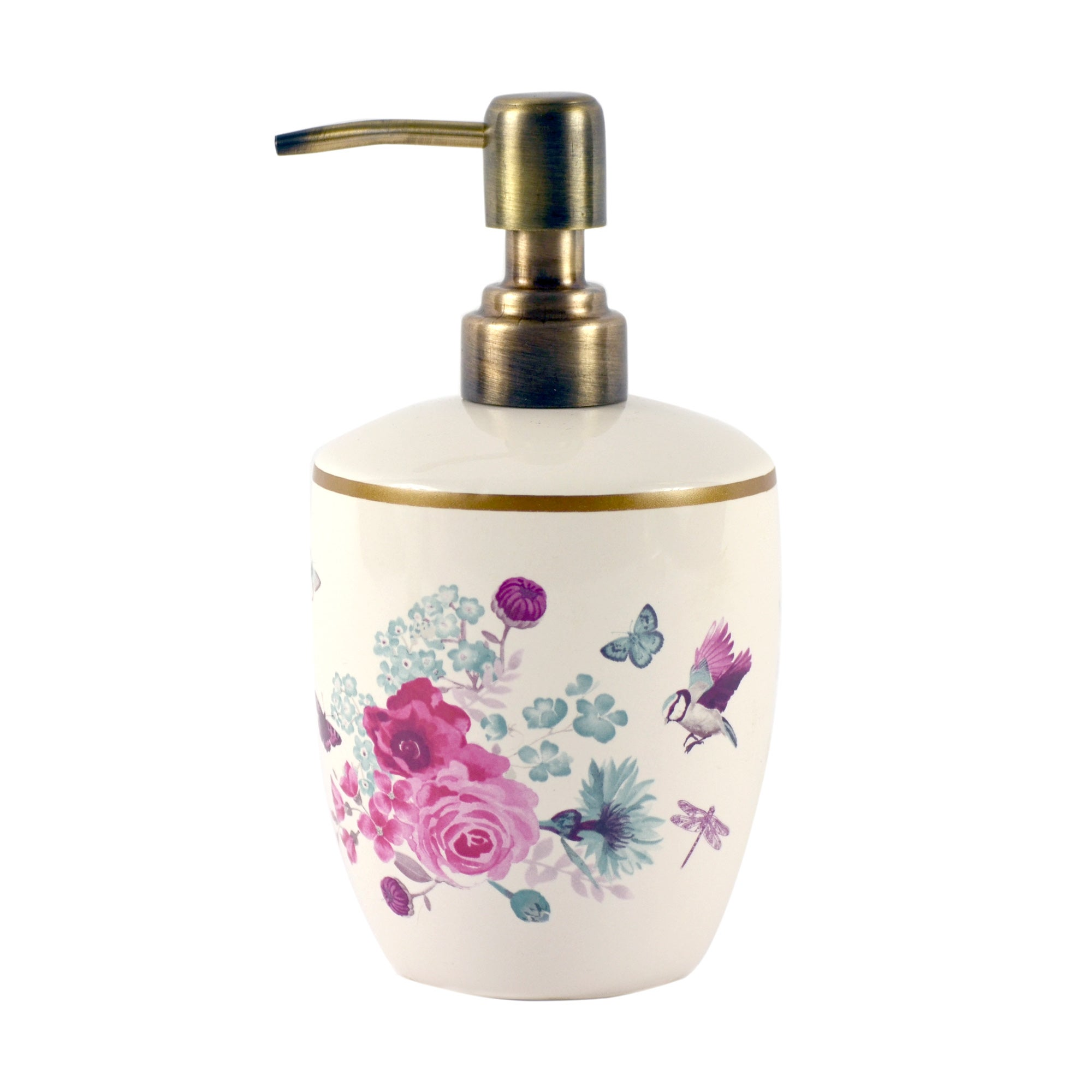 Flora and Fauna Collection Lotion Dispenser