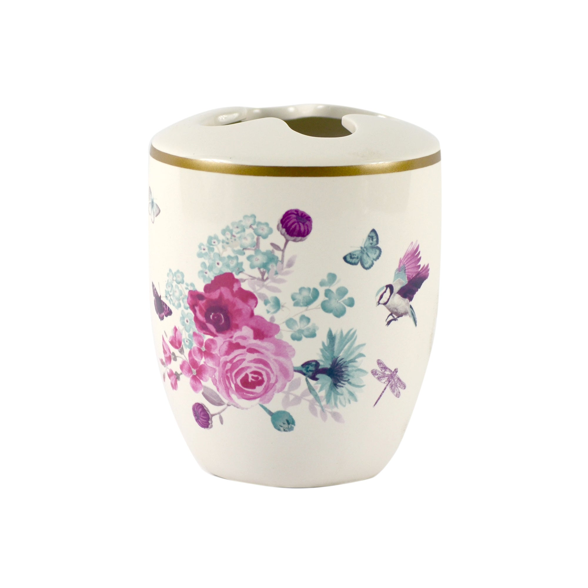 Flora and Fauna Collection Toothbrush Holder