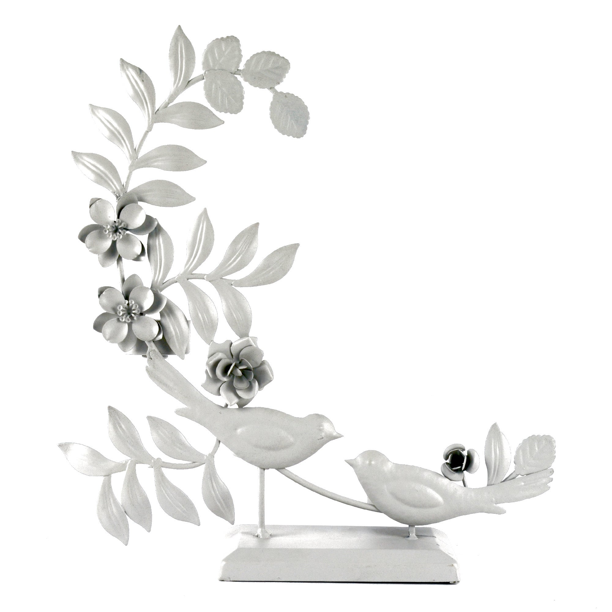 Chateau Collection Birds tea Light Holder