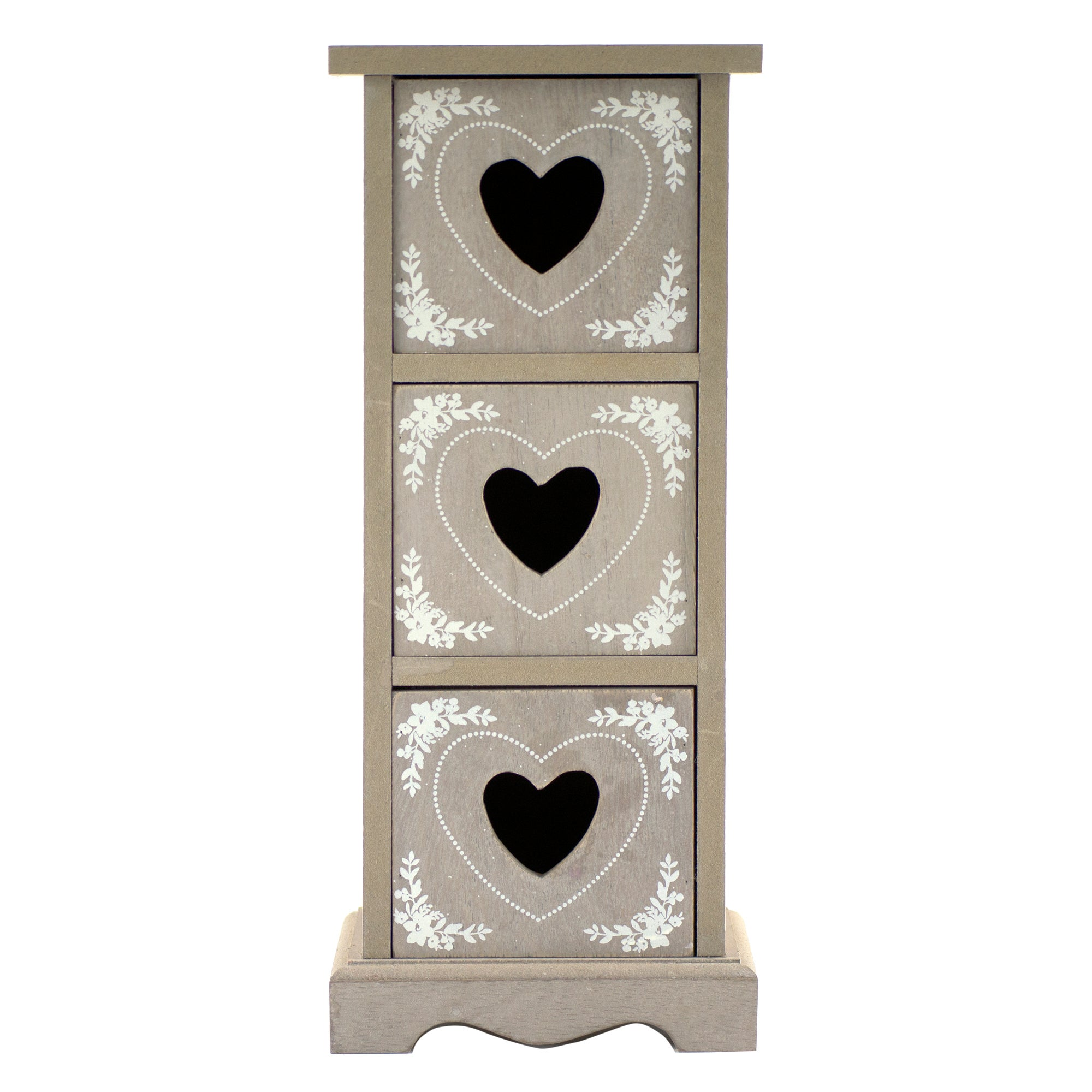 Chateau Collection Set of Wooden Drawers