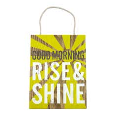 Cosy Skandi Collection Good Morning Hanging Plaque