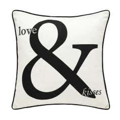 Love and Kisses Cushion