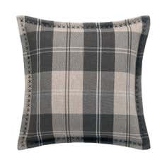Oxford Check Cushion