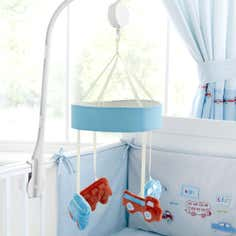 Kids All Aboard Collection Cot Mobile