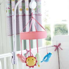 Kids Lil Birdy Collection Cot Mobile