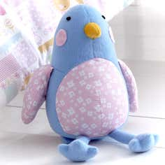 Kids Lil Birdy Collection Doorstop