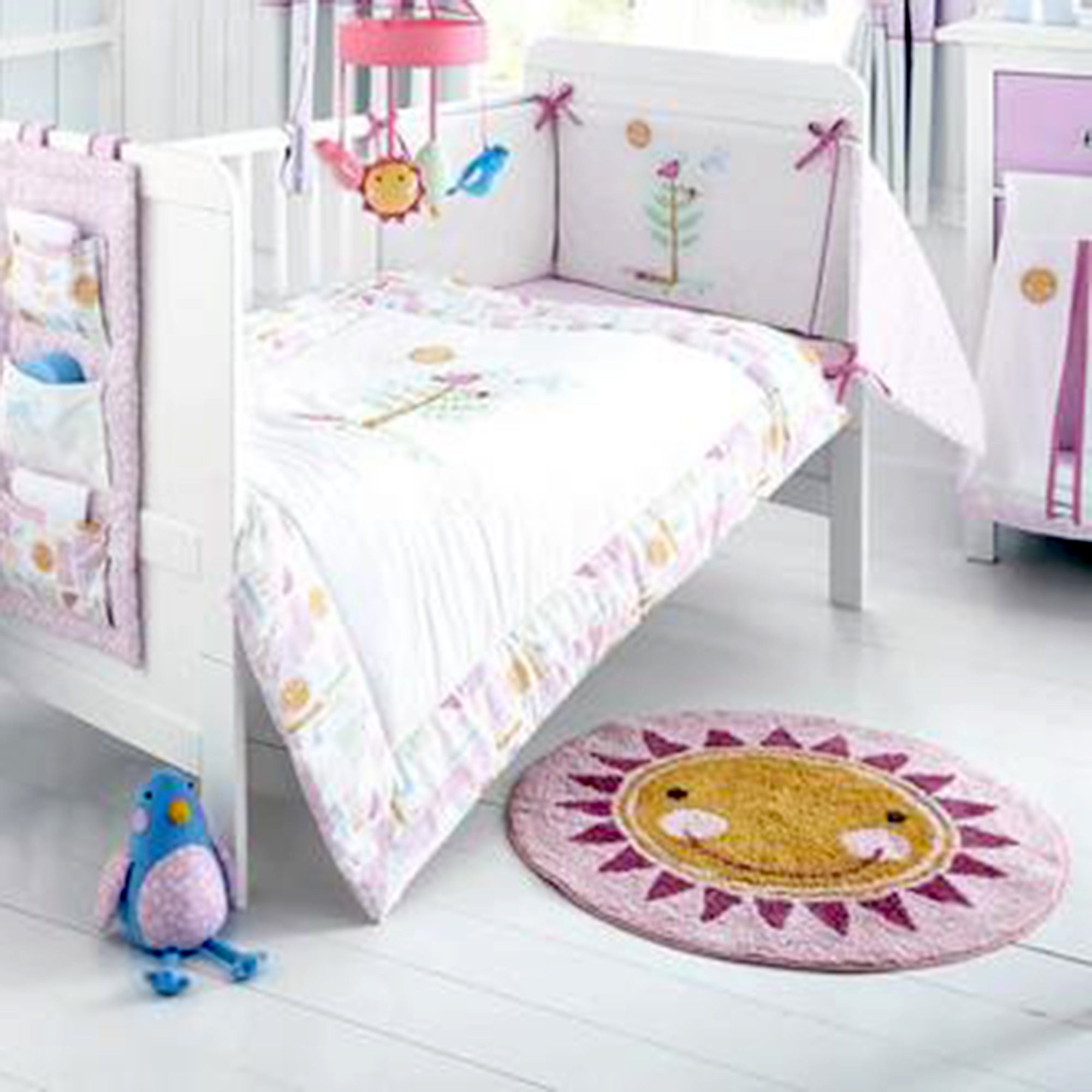 Kids Lil Birdy Collection Rug