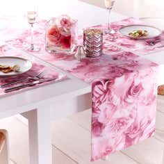 Photographic Floral Placemat