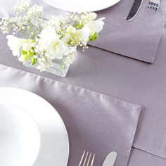Faux Silk Placemat