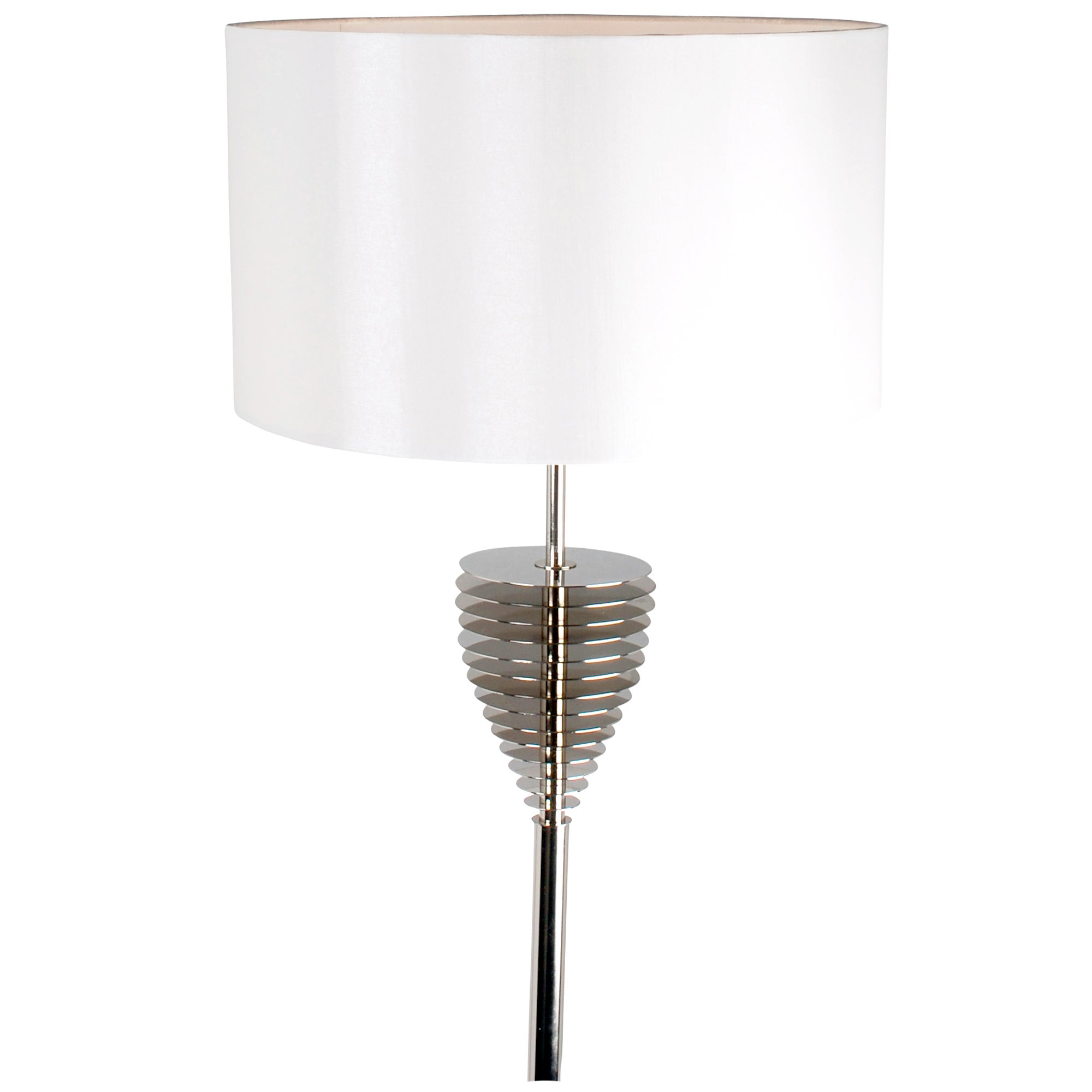 Hotel Metal Disc Floor Lamp