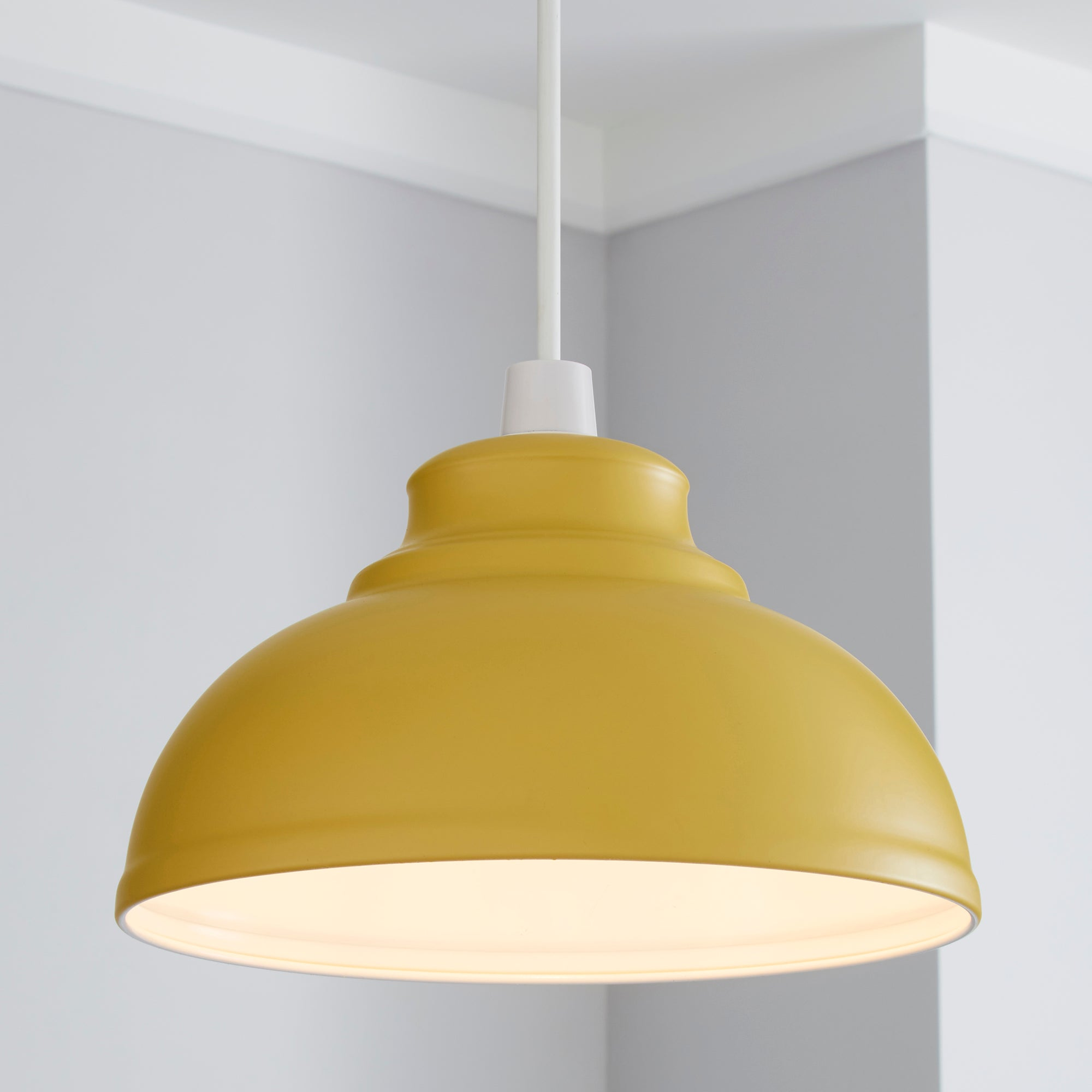 Cosy Skandi Collection Ochre Galley Pendant