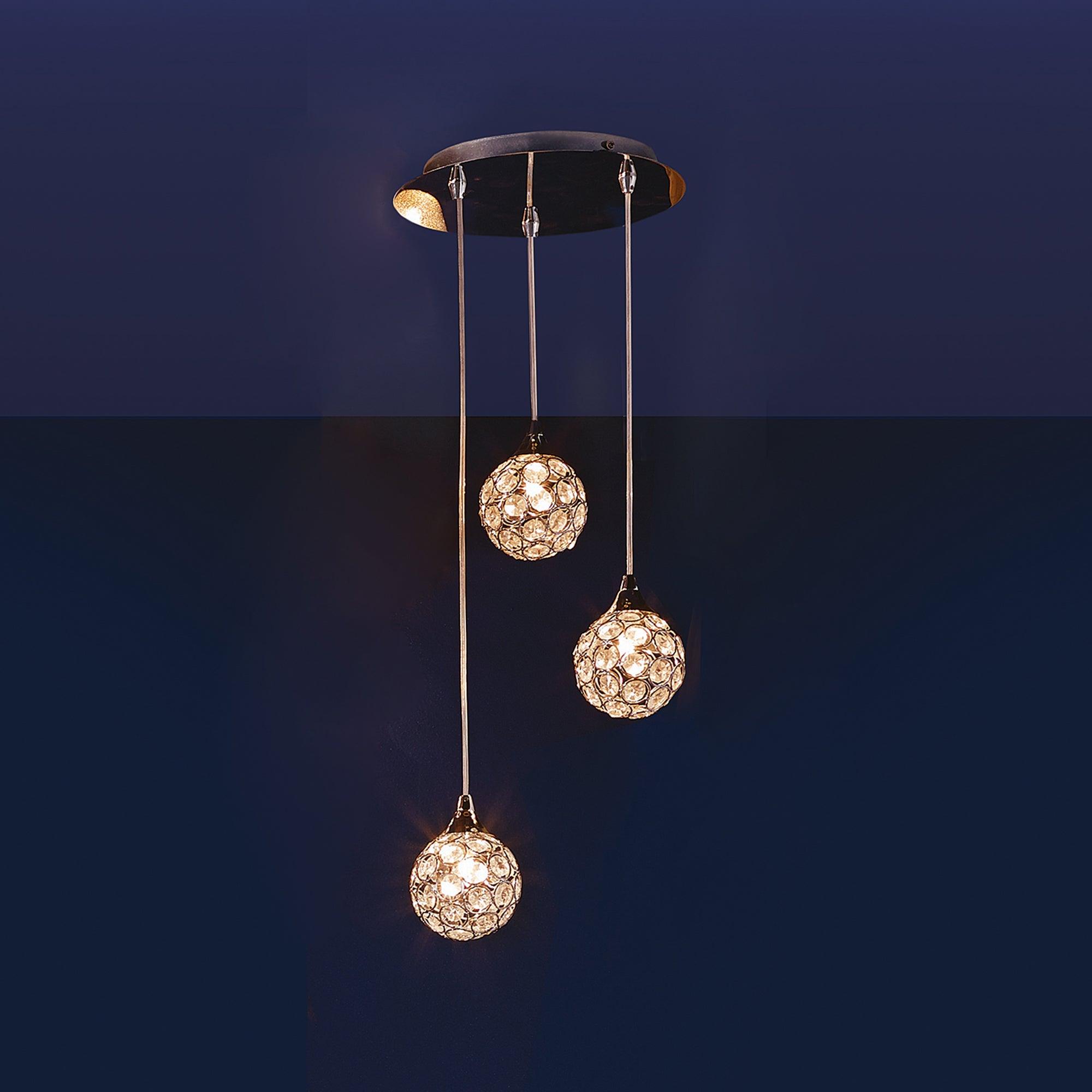 Sphere 3 Light Cluster Fitting