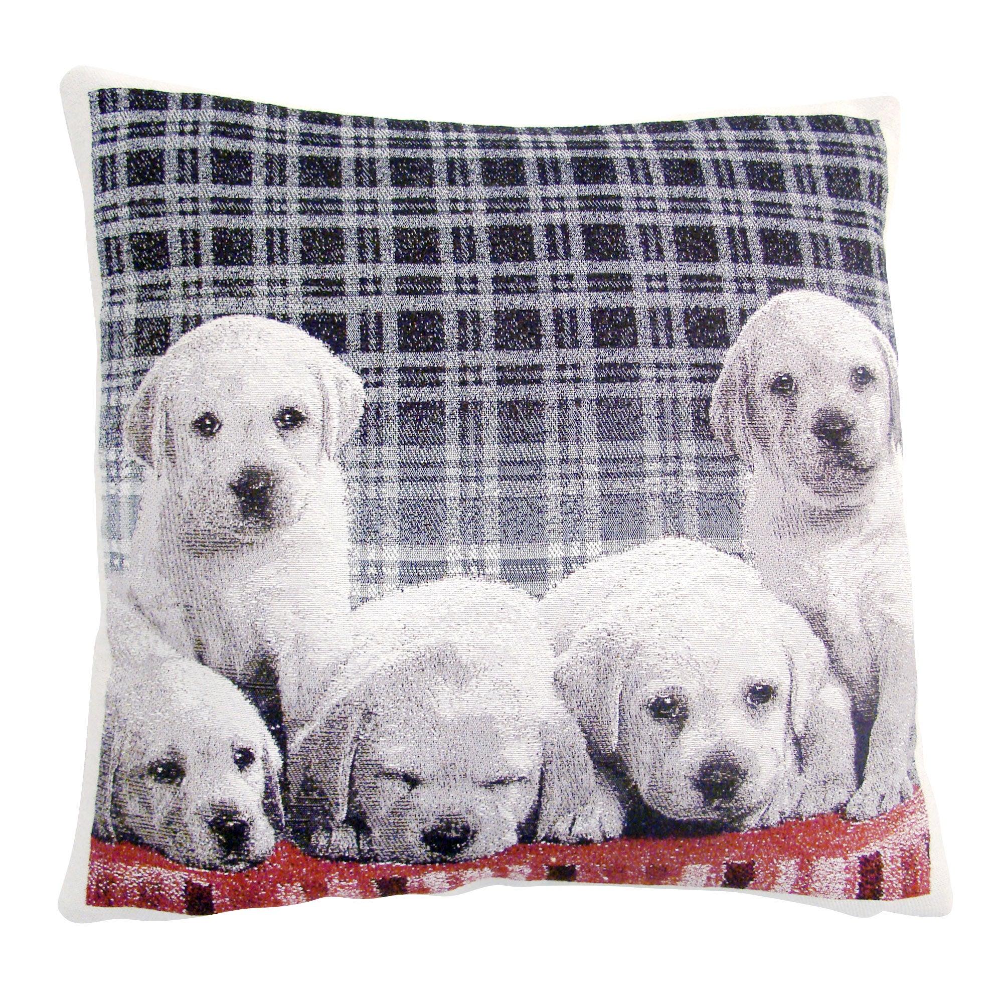 Labradors Cushion Cover