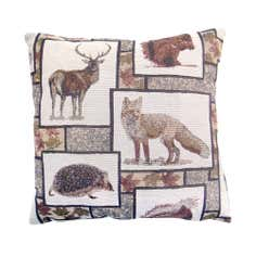 Natural Trail Cushion Cover