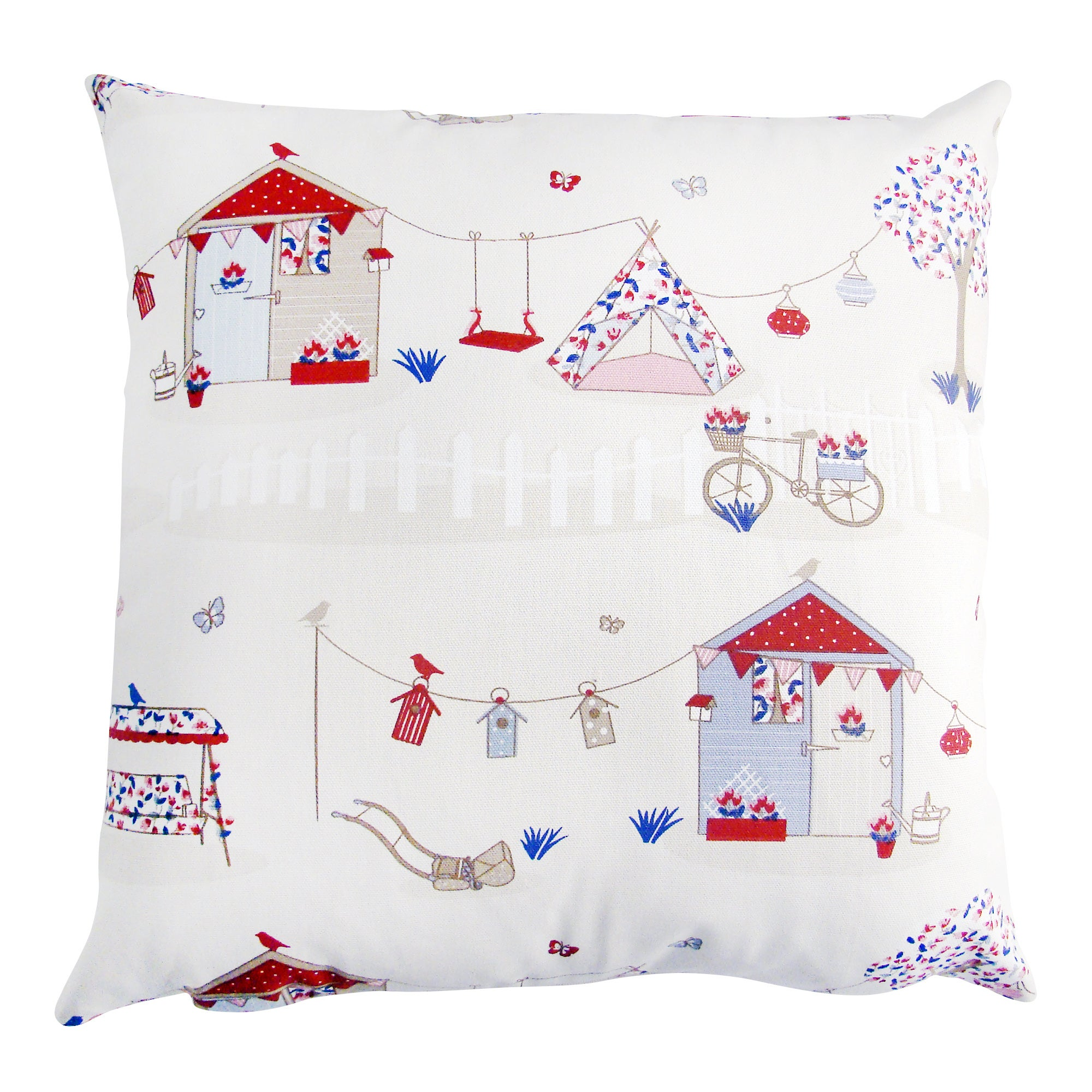 Summer Holiday Cushion Cover