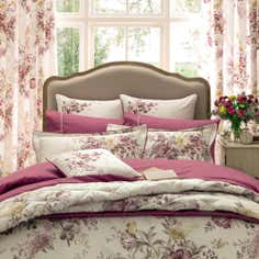 Dorma Pink Camilla Collection Bedspread
