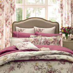 Dorma Pink Camilla Collection Bedspread