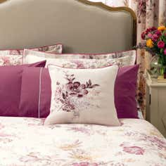 Dorma Pink Camilla Collection Cushion