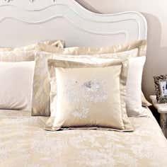 Dorma Gold Clara Collection Cushion