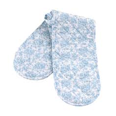 Chateau Blue Collection Double Oven Glove