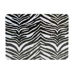 Jazz Age Collection Set of 4 Zebra Stripe Placemats