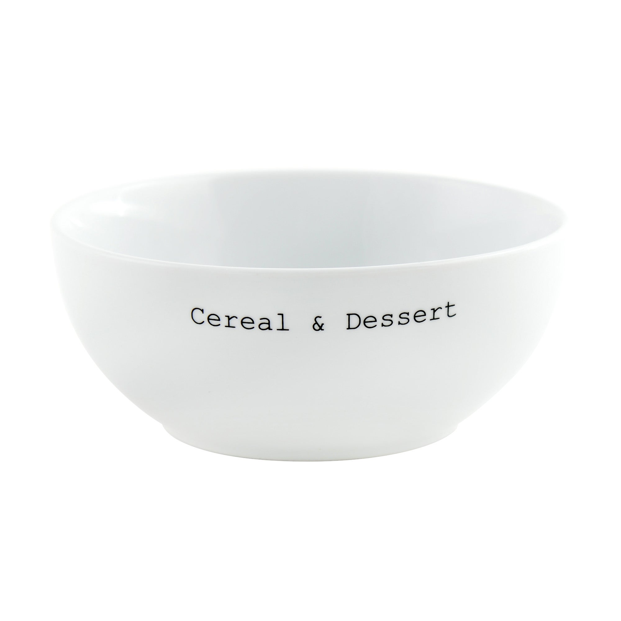 Text Collection Bowl