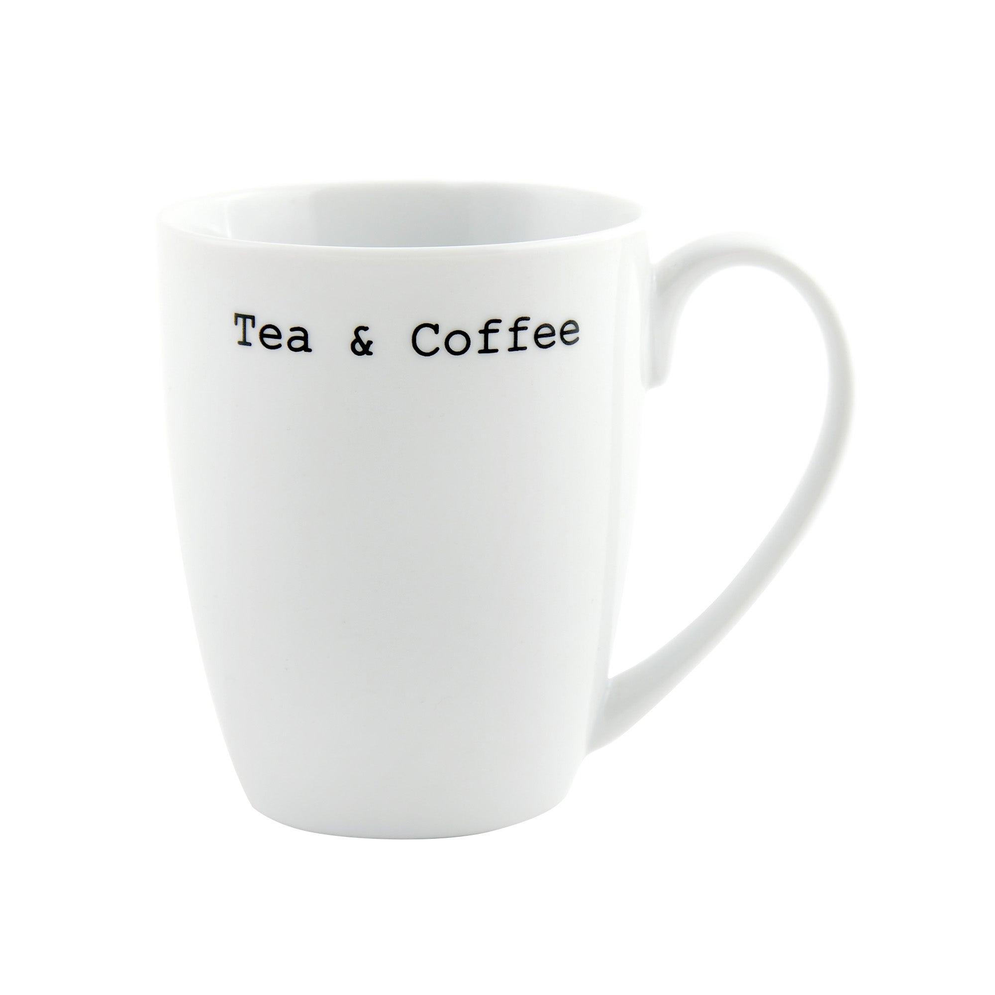 Text Collection Mug