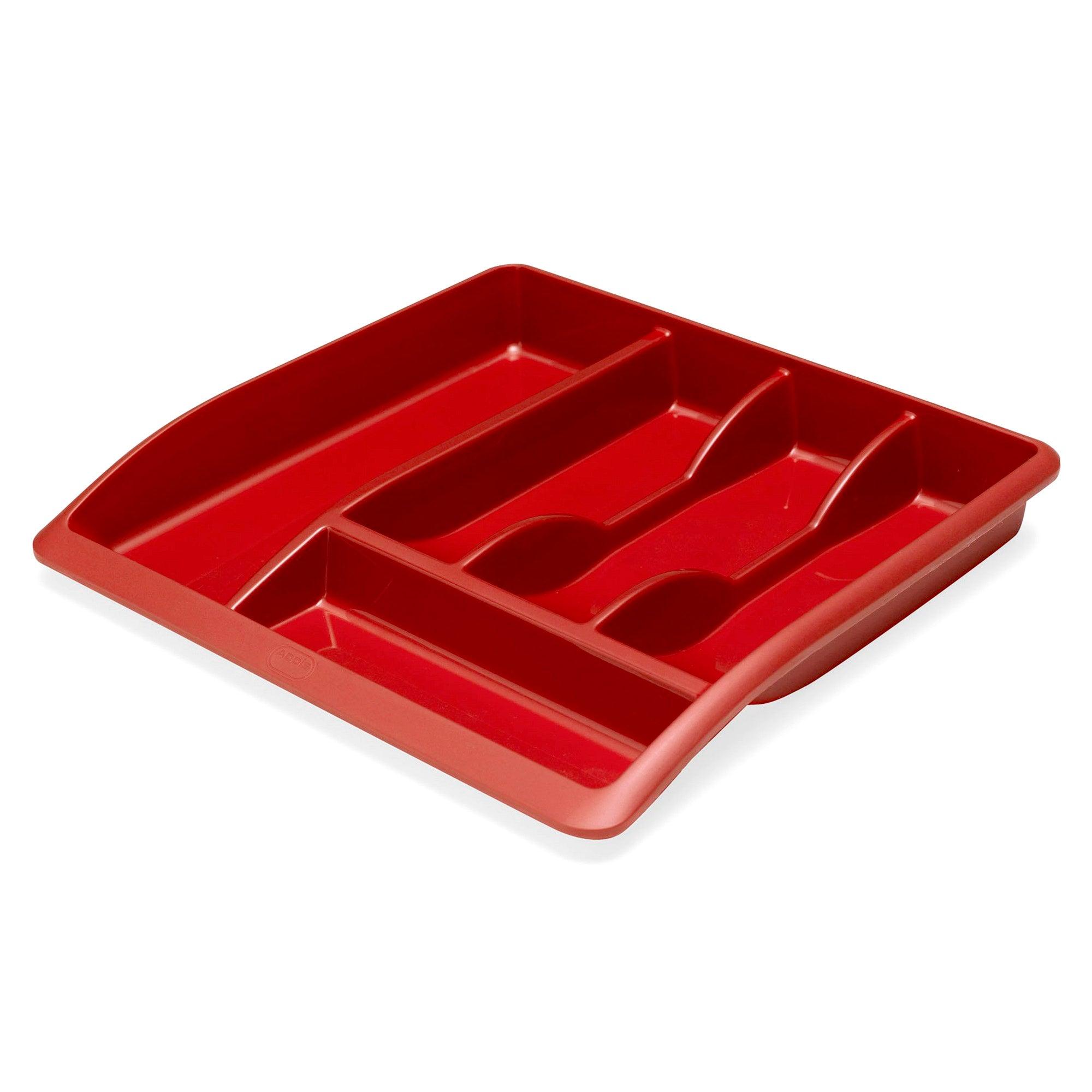Red Spectrum Collection Drawer Organiser