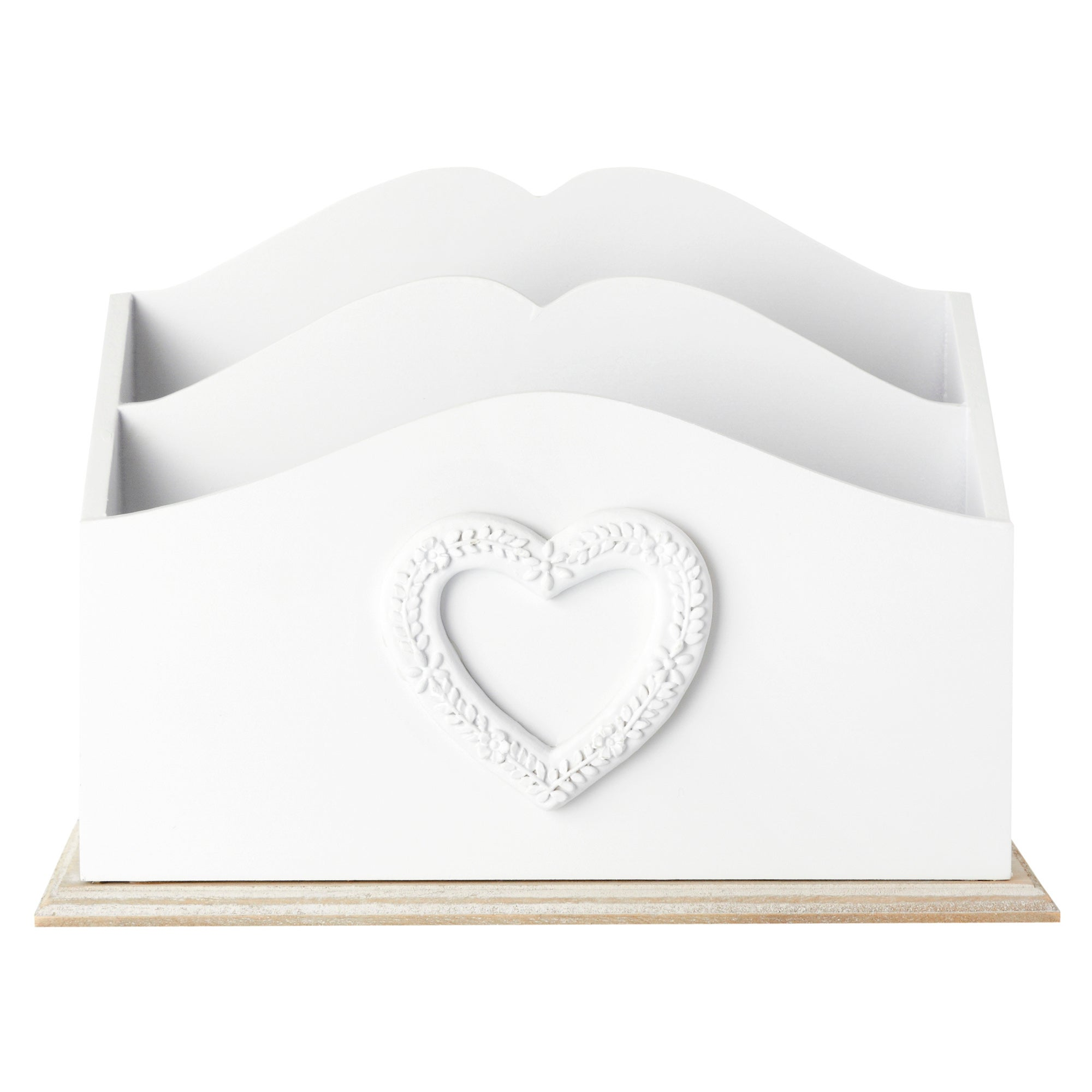 Heart Collection Letter Sorter