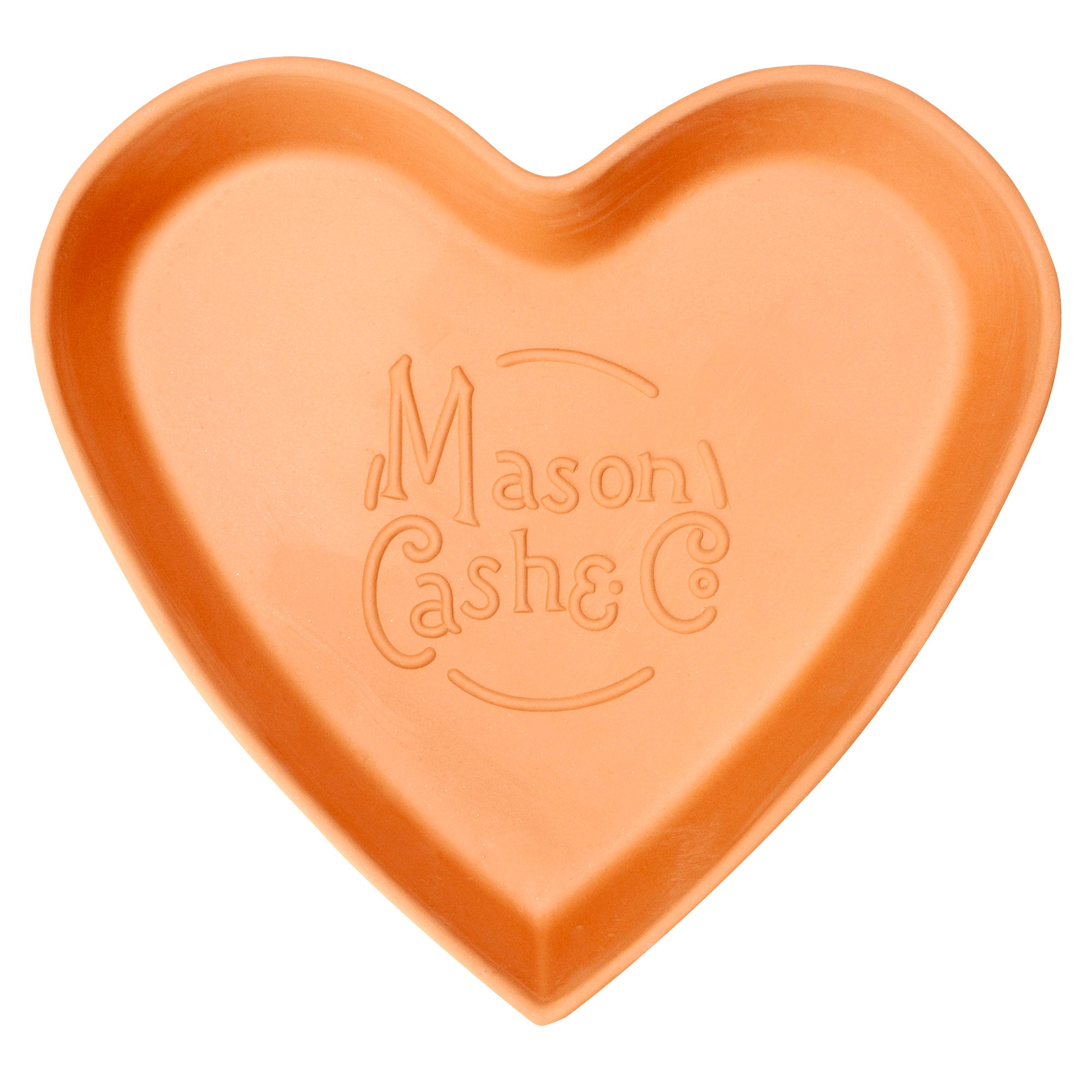 Mason Cash Heart Shaped Tear and Share Dish