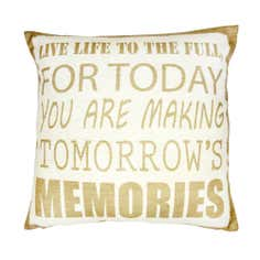 Memories Cushion Cover