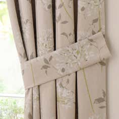 Natural Agapanthus Collection Tieback