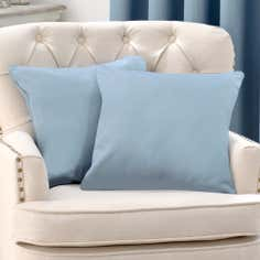 Blue Solar Collection Cushion