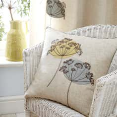 Teal Carmela Collection Cushion