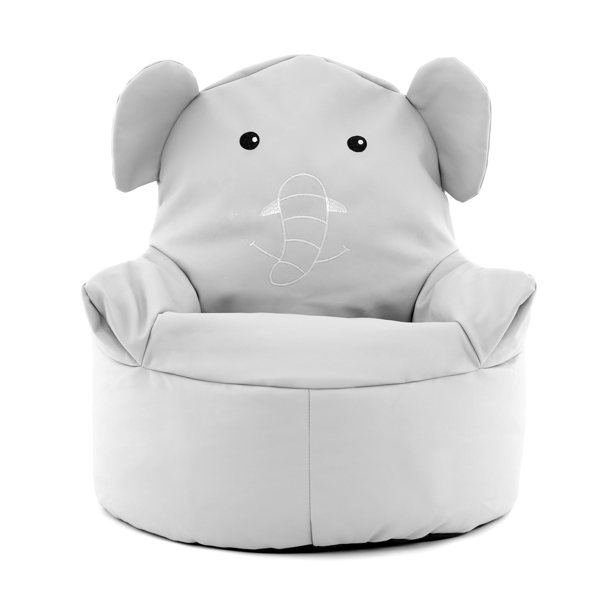 Kids Elephant Bean Bag Chair