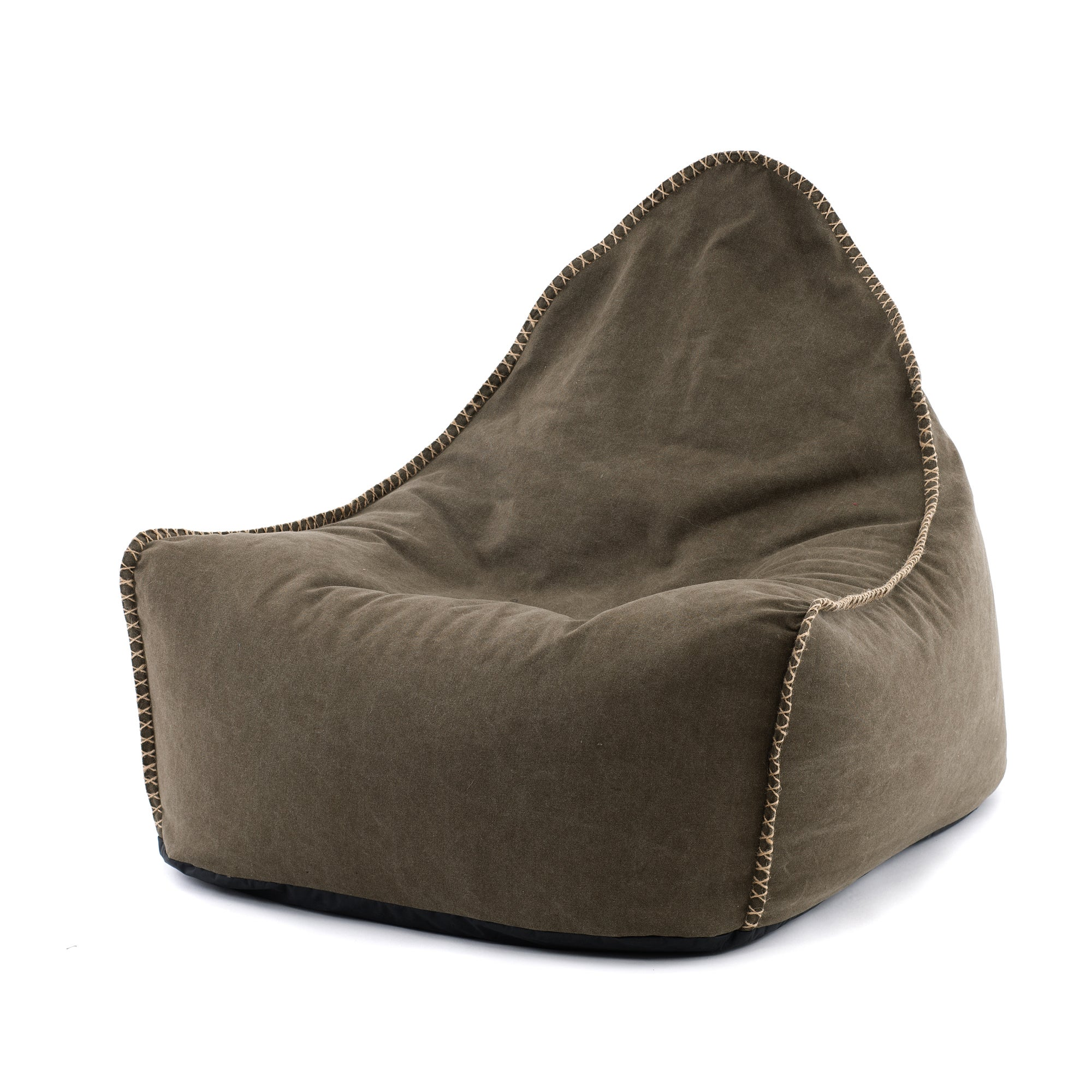 Canvas Bean Bag Chair