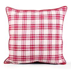 Orkney Checked Cushion